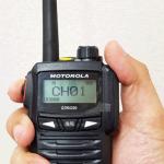 話題の2.5W簡易無線登録局を使ってみた
